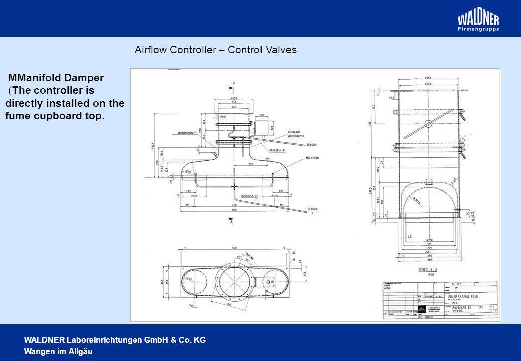 Airflow Controller – Control Valves