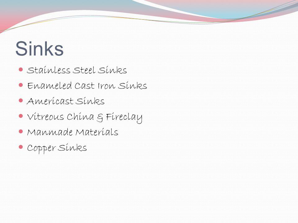 Sinks Stainless Steel Sinks Enameled Cast Iron Sinks Americast Sinks