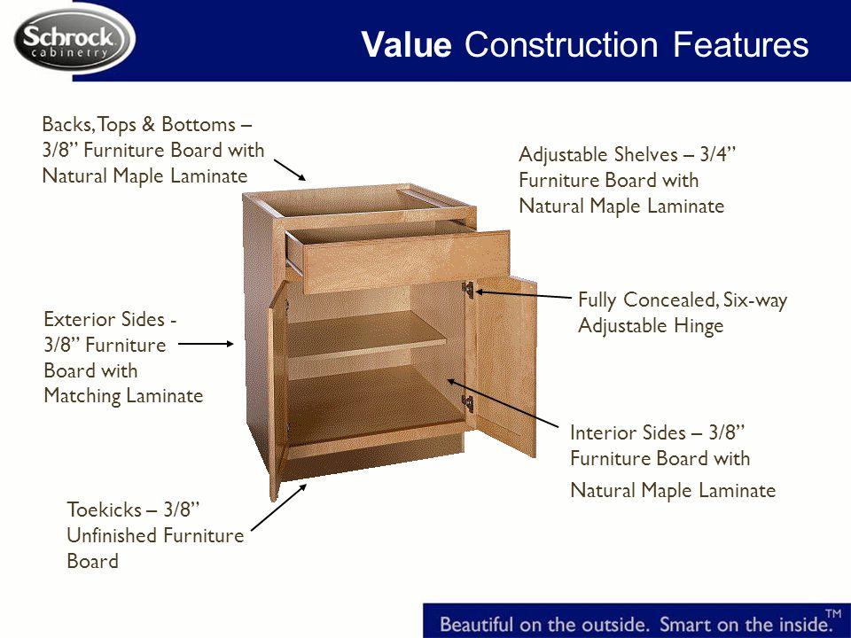 Value Construction Features