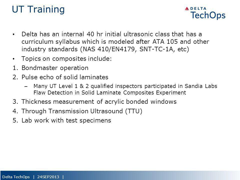 UT Training