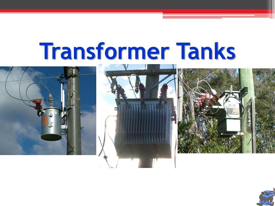 Transformer Tanks