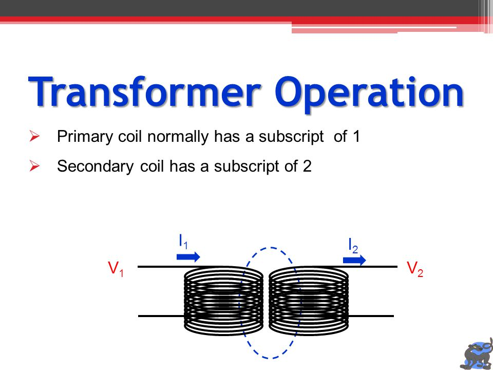 Transformer Operation