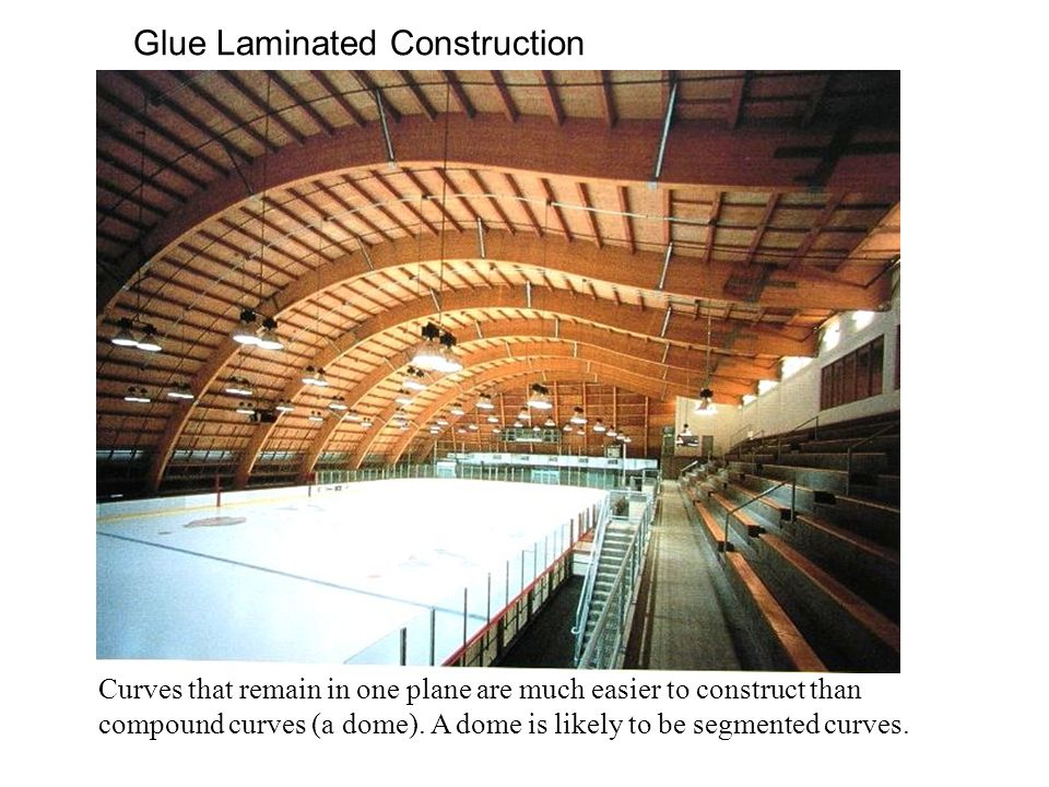 Glue Laminated Construction