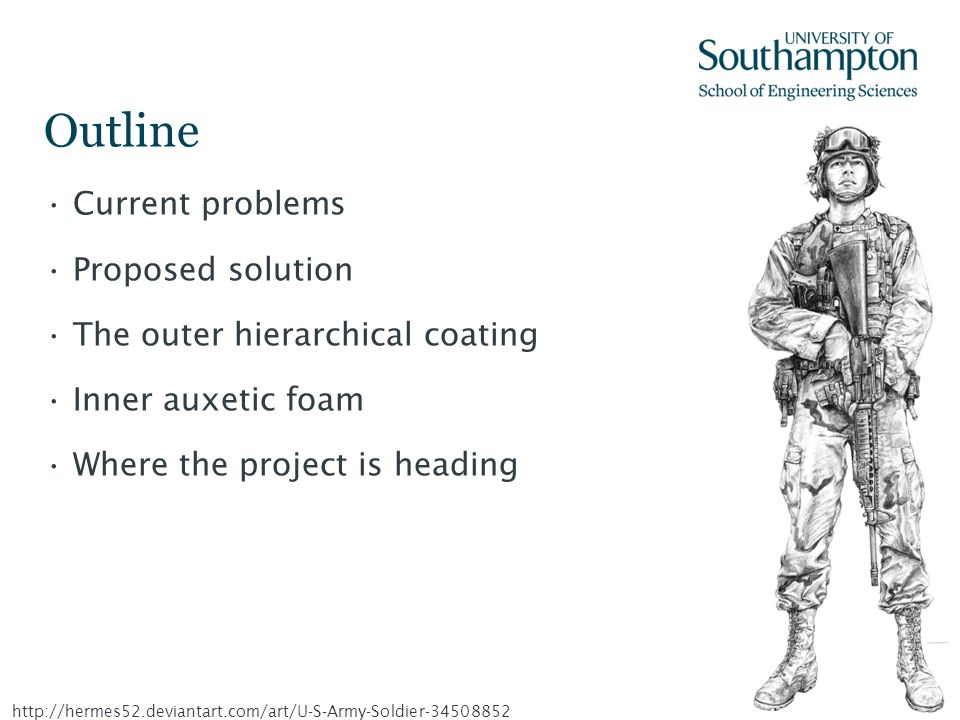 Outline Current problems Proposed solution