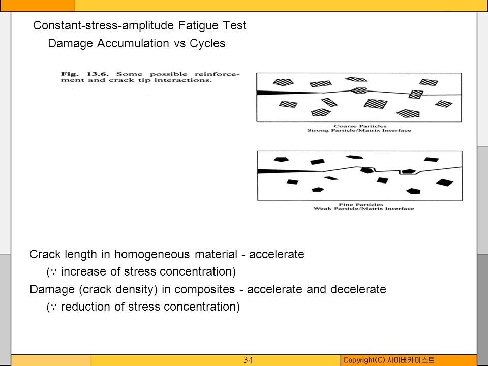 Constant-stress-amplitude Fatigue Test