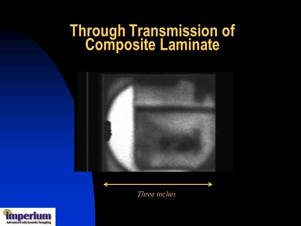 Through Transmission of Composite Laminate