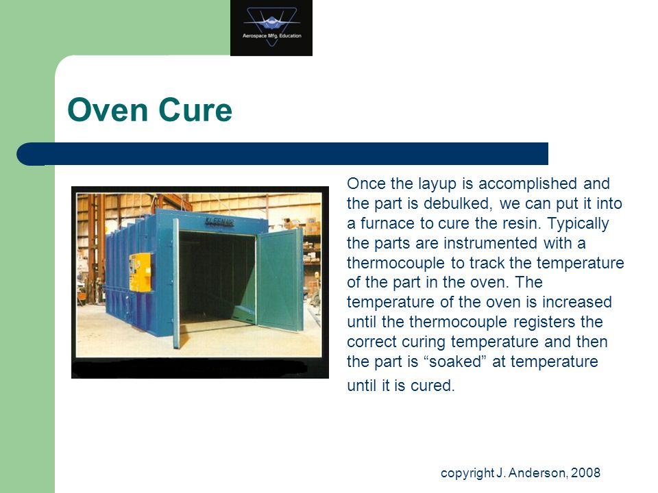 Oven Cure