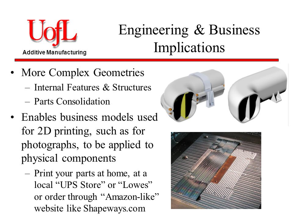 Engineering & Business Implications