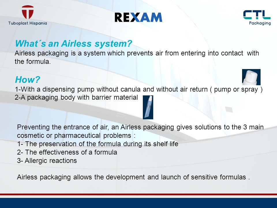 What´s an Airless system
