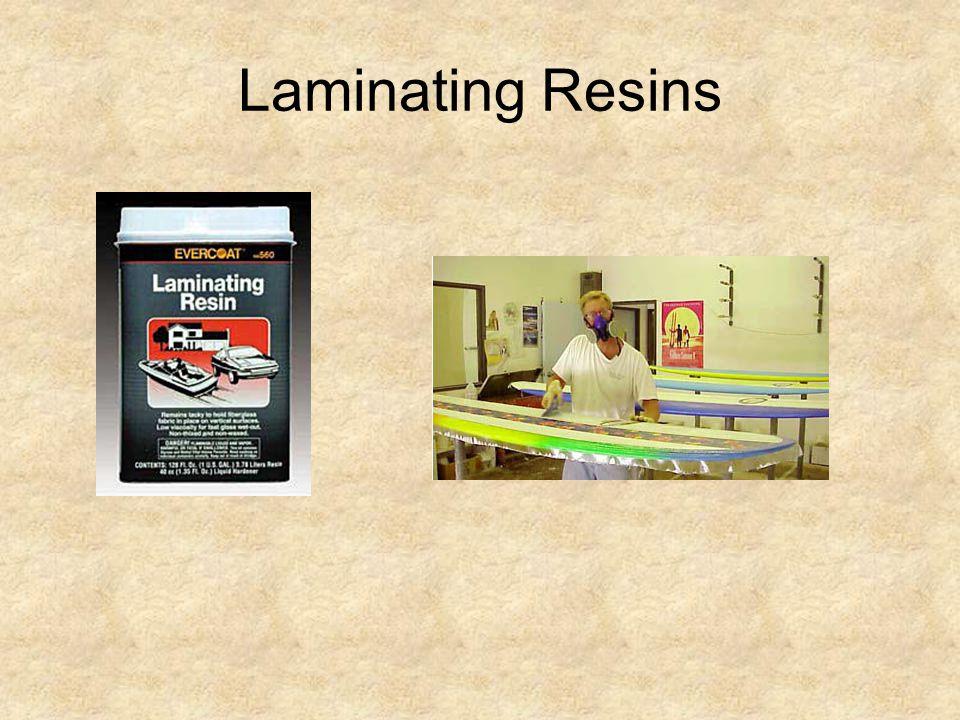 Laminating Resins