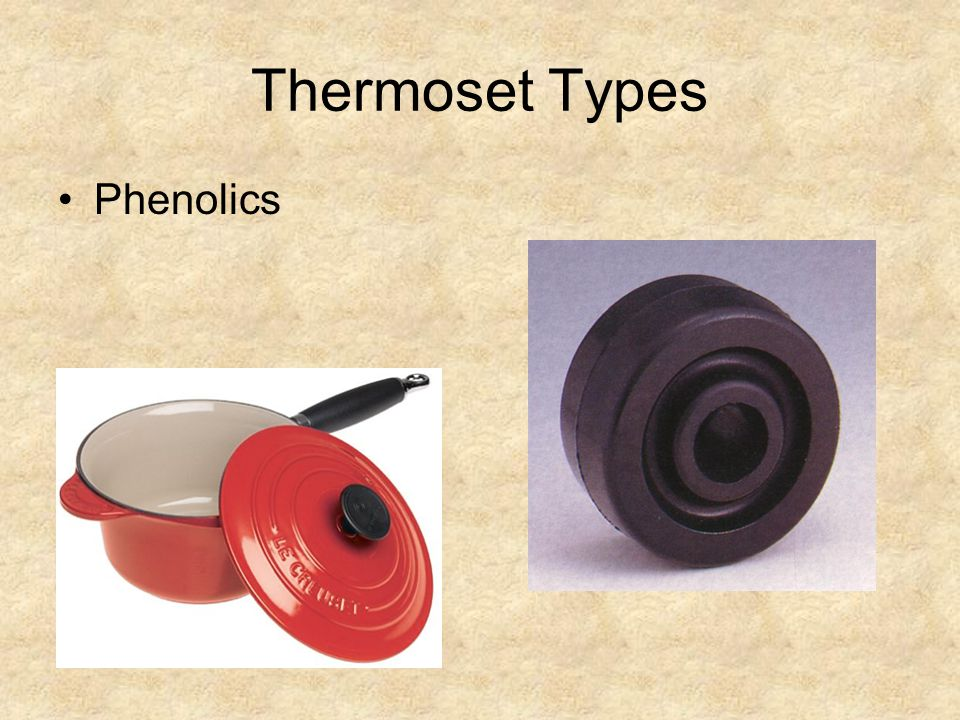 Thermoset Types Phenolics