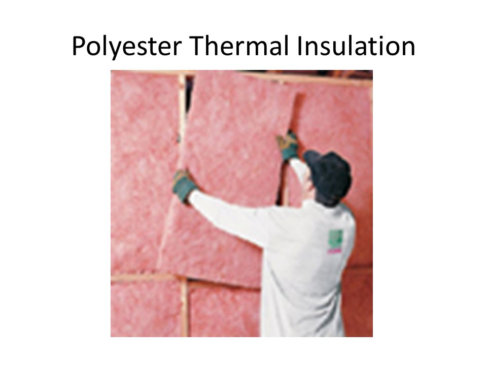 Polyester Thermal Insulation
