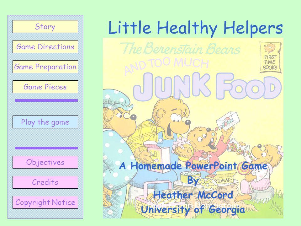 Little Healthy Helpers