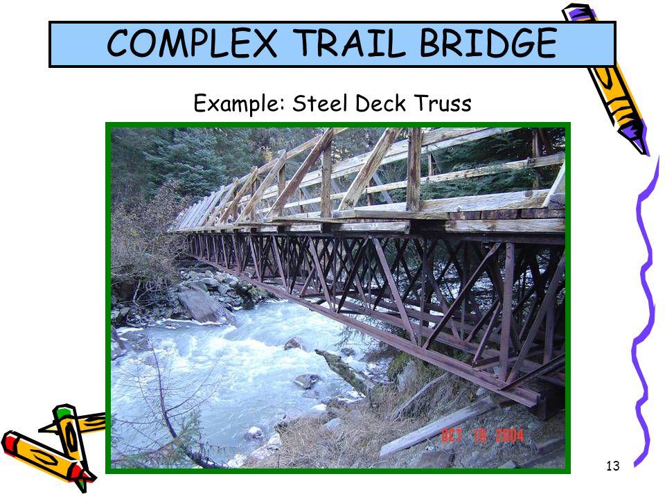Example: Steel Deck Truss