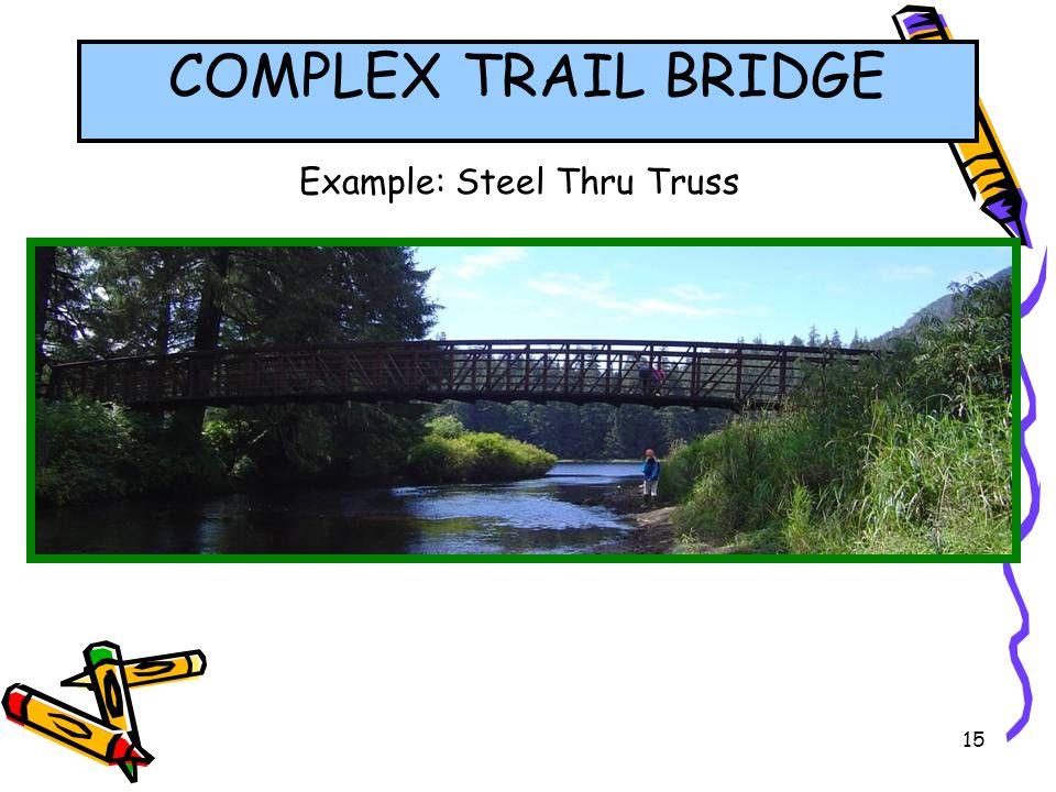 Example: Steel Thru Truss