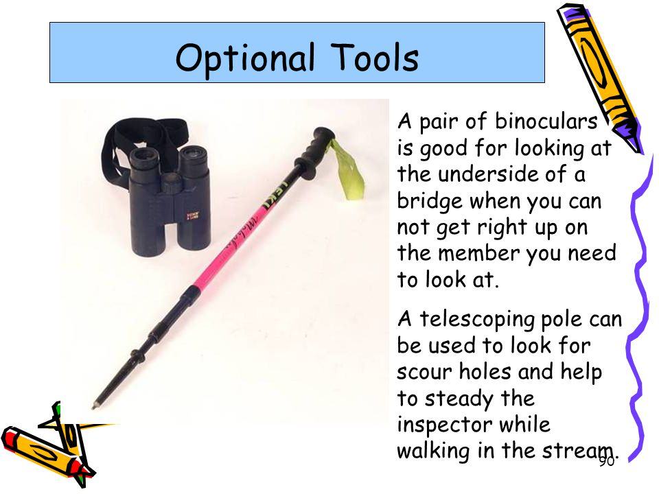 Optional Tools