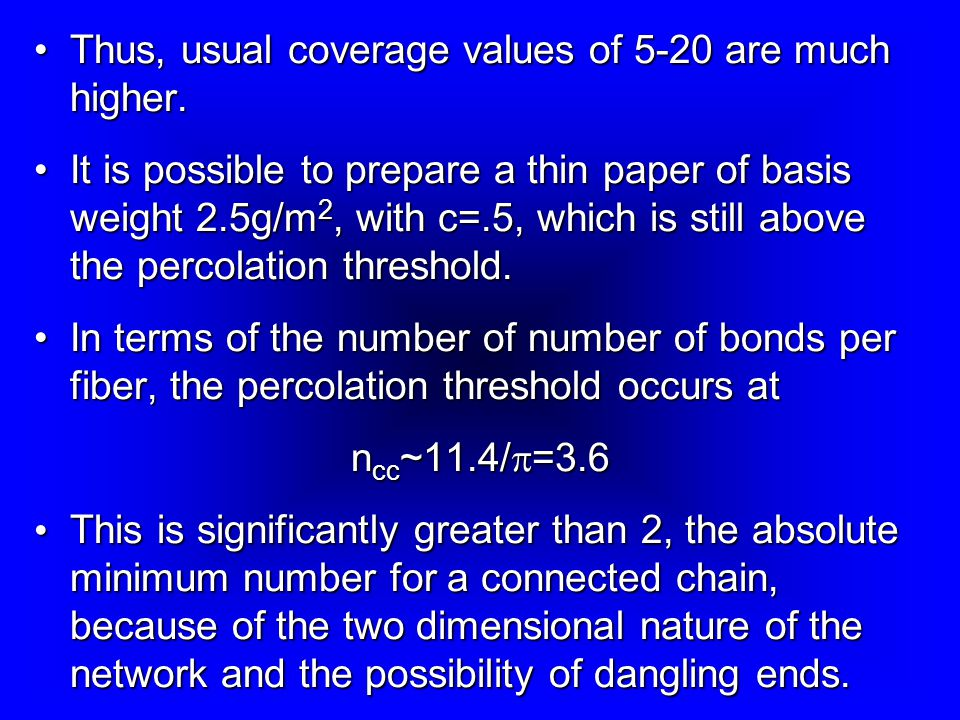 Thus, usual coverage values of 5-20 are much higher.