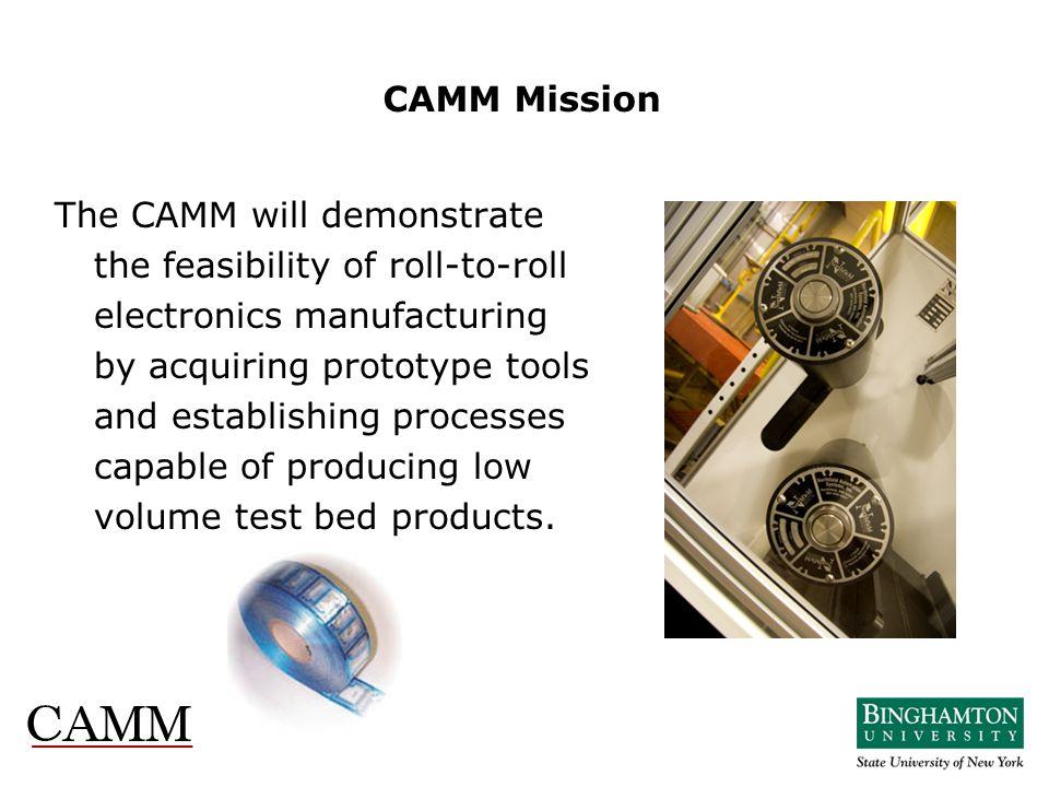 CAMM Mission