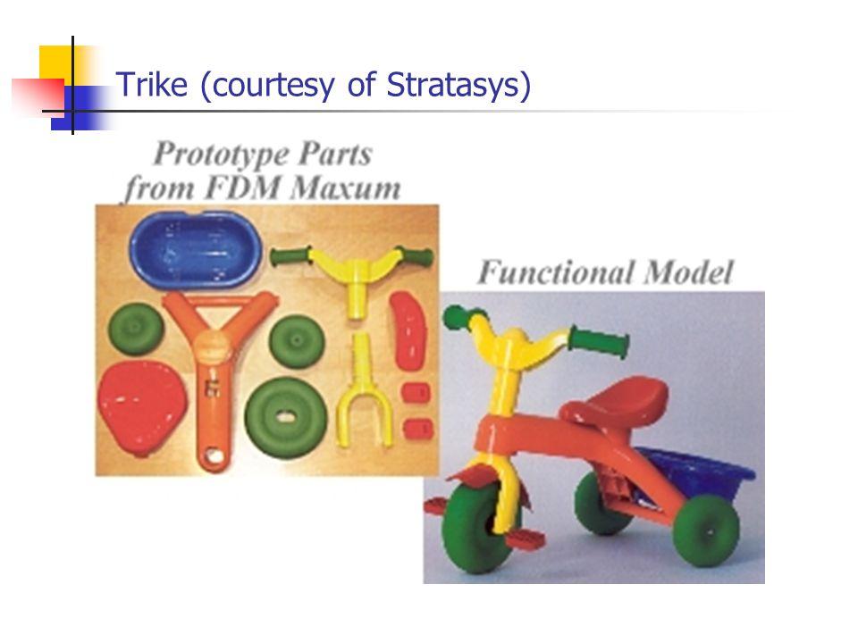 Trike (courtesy of Stratasys)