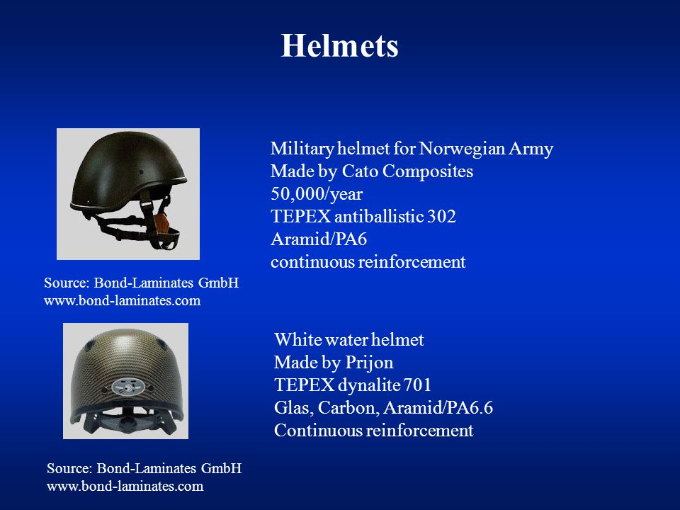 Helmets Military helmet for Norwegian Army Made by Cato Composites