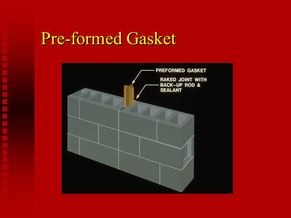 Pre-formed Gasket