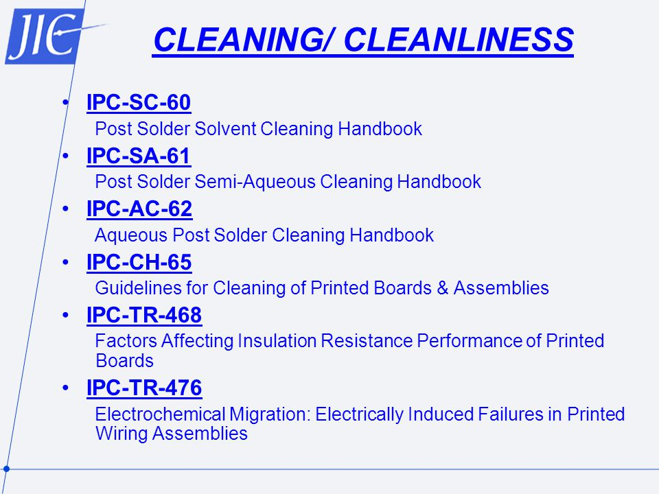 CLEANING/ CLEANLINESS