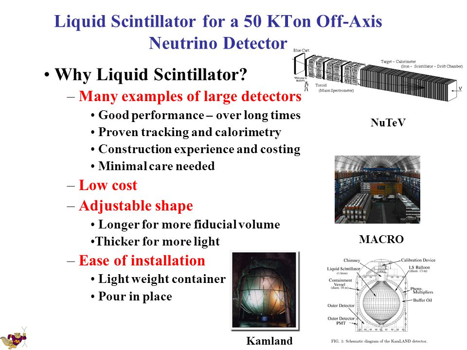 Liquid Scintillator for a 50 KTon Off-Axis Neutrino Detector