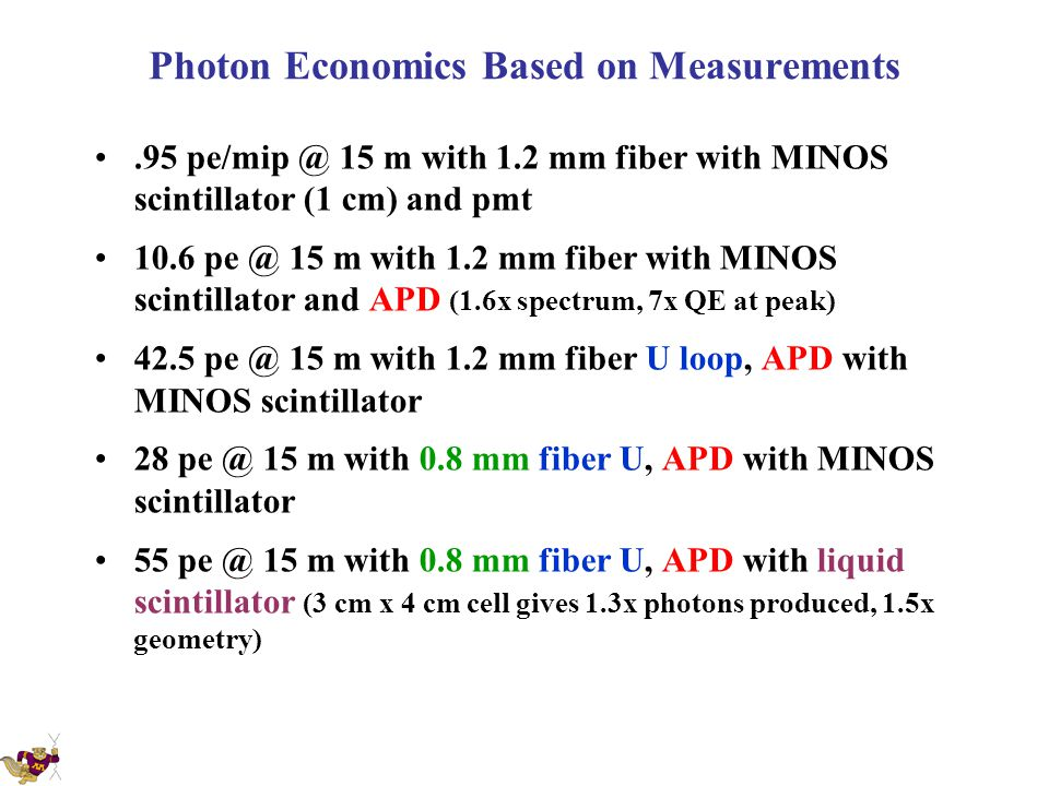 Photon Economics Based on Measurements