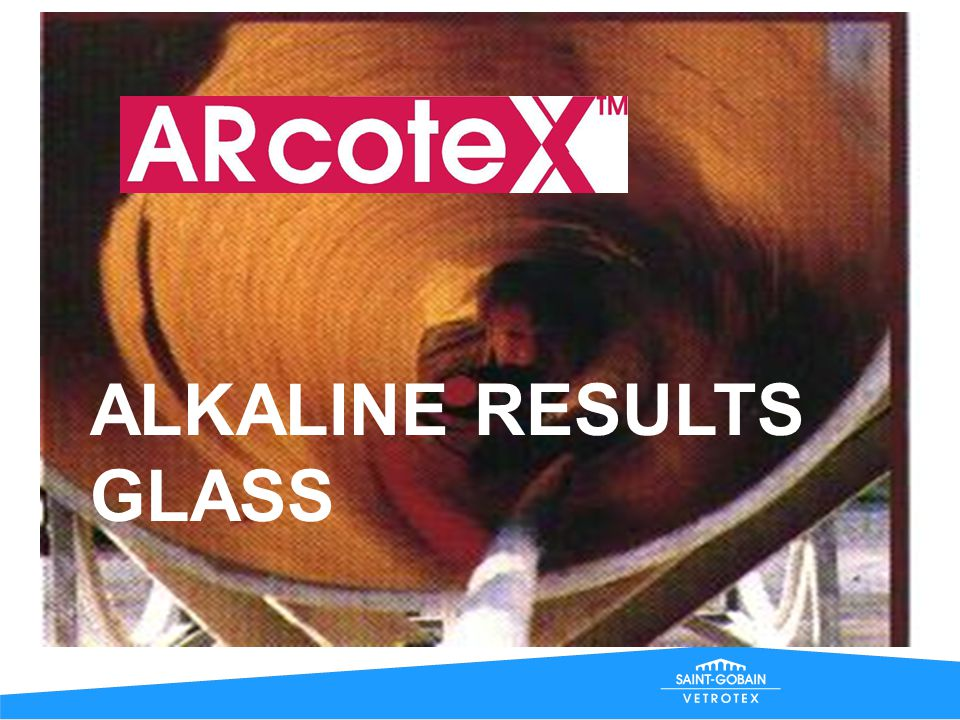 ALKALINE RESULTS GLASS