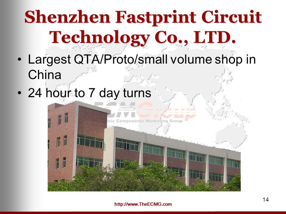 Shenzhen Fastprint Circuit Technology Co., LTD.