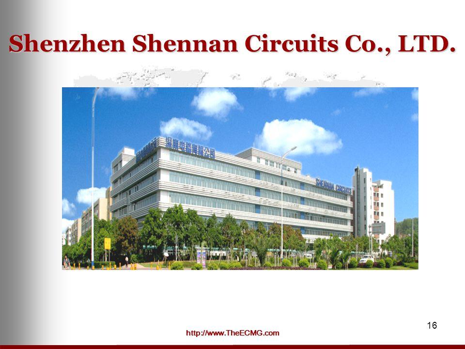 Shenzhen Shennan Circuits Co., LTD.
