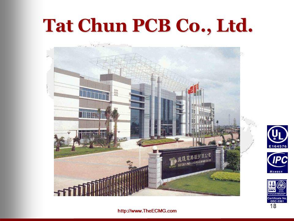 Tat Chun PCB Co., Ltd.