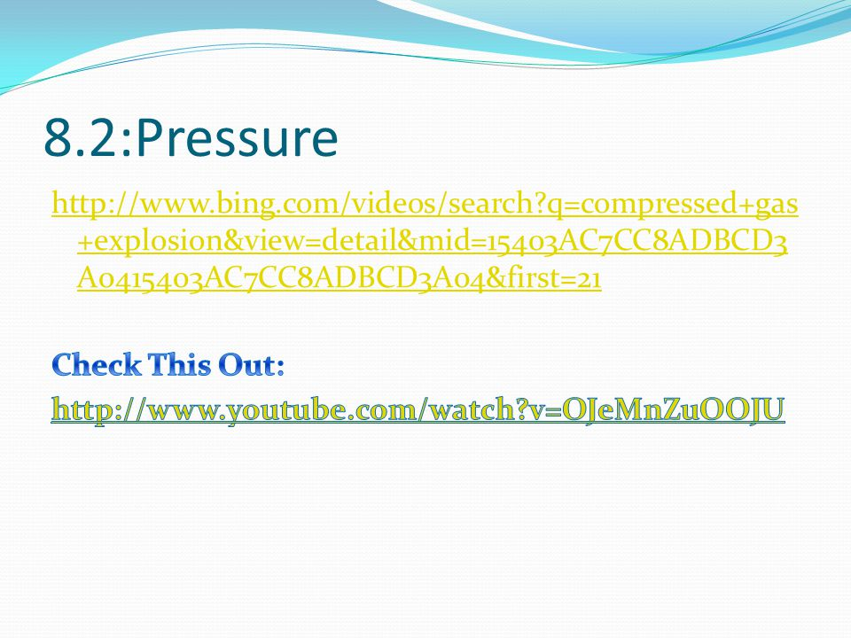 8.2:Pressure