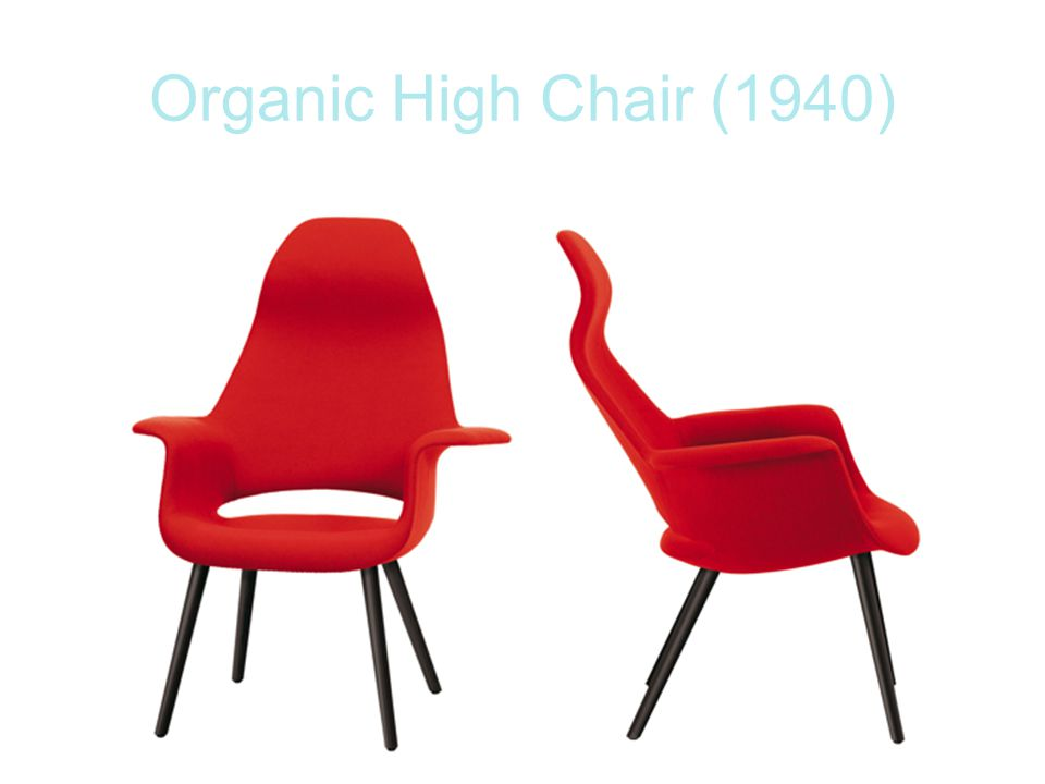 Organic High Chair (1940)