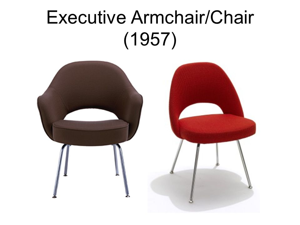 Executive Armchair/Chair (1957)