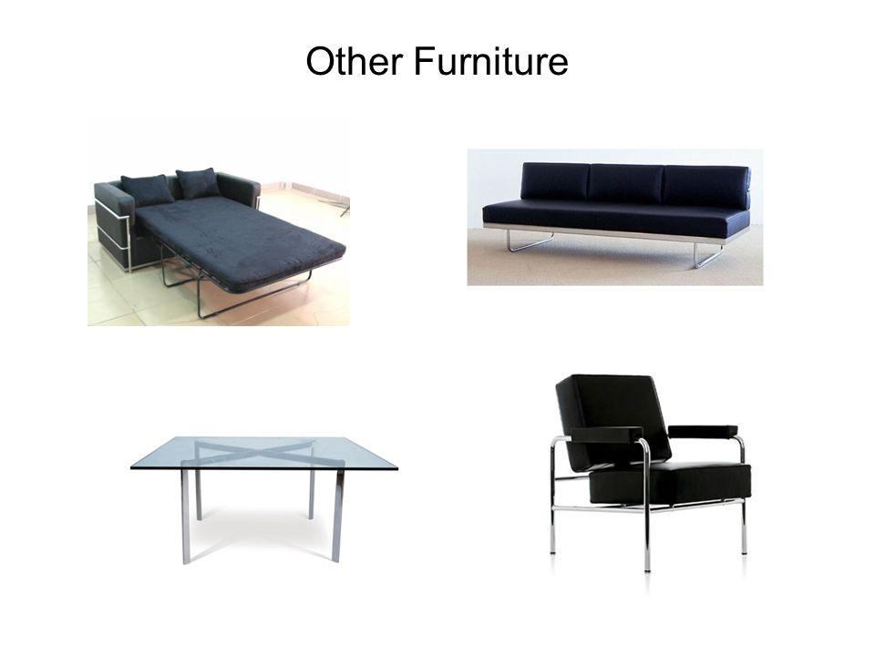7 Other Furniture