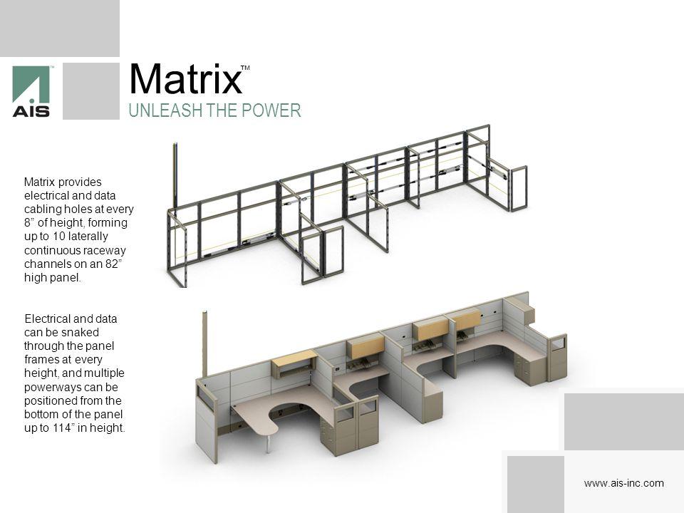 Matrix UNLEASH THE POWER