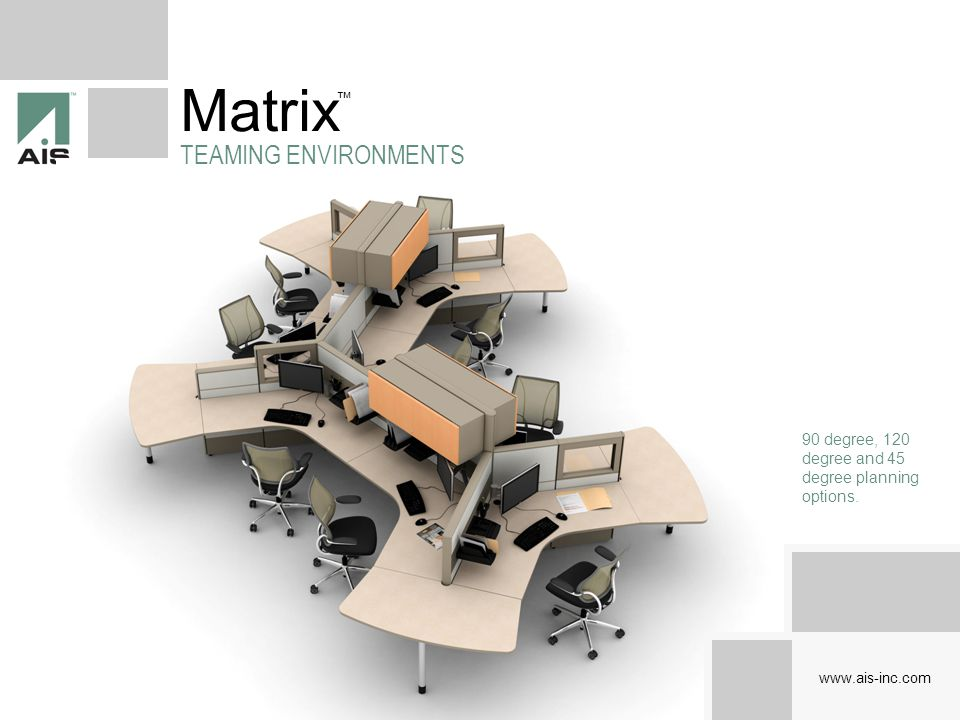 Matrix TEAMING ENVIRONMENTS