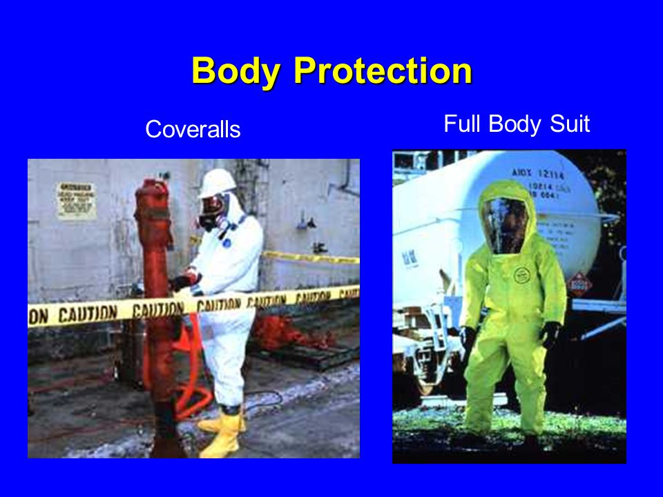 Body Protection Full Body Suit Coveralls