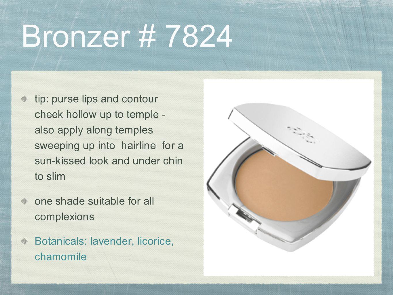 Bronzer # 7824