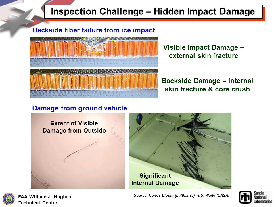 Inspection Challenge – Hidden Impact Damage