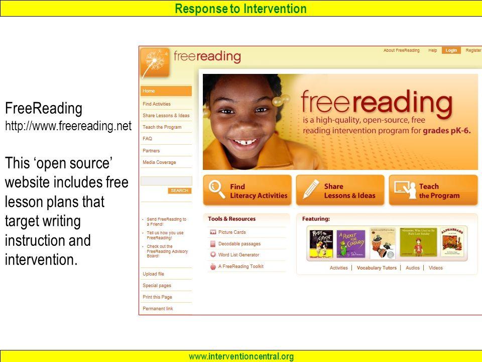 FreeReading http://www.freereading.net.