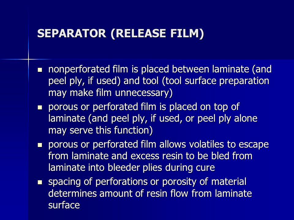 SEPARATOR (RELEASE FILM)