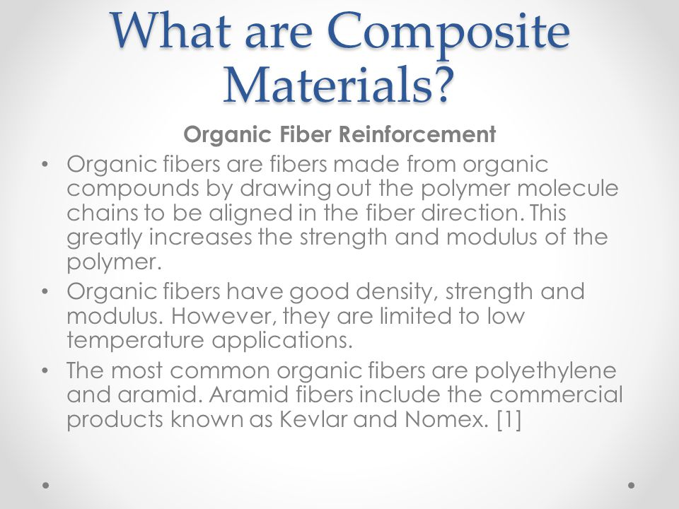 What are Composite Materials
