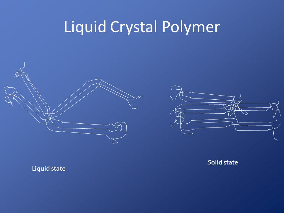 Liquid Crystal Polymer