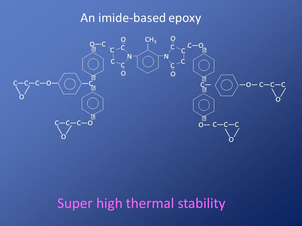 Super high thermal stability