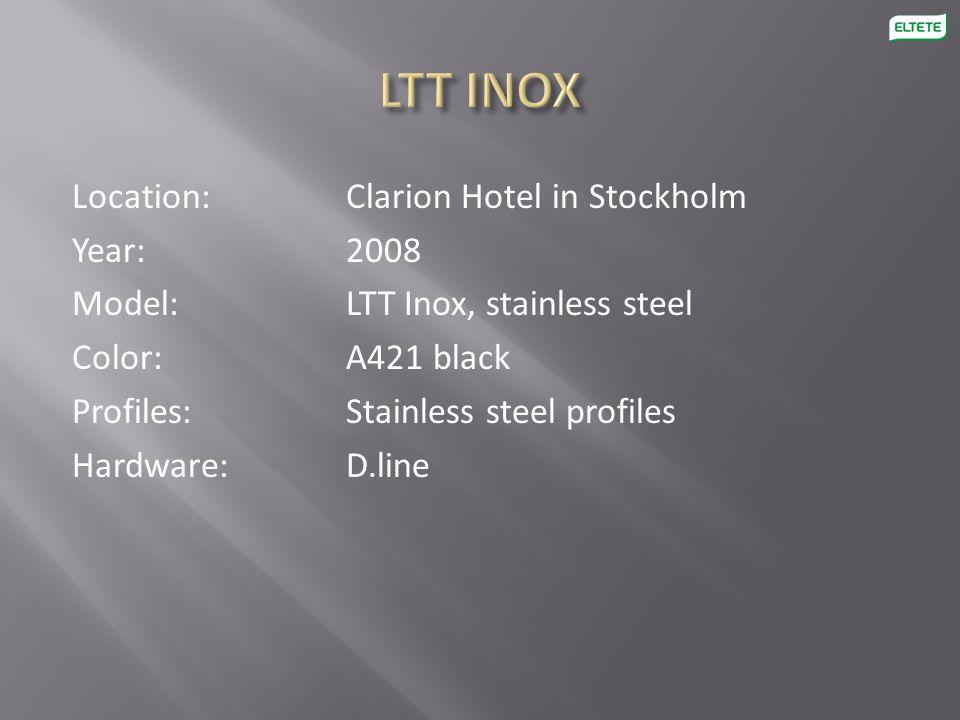 LTT INOX