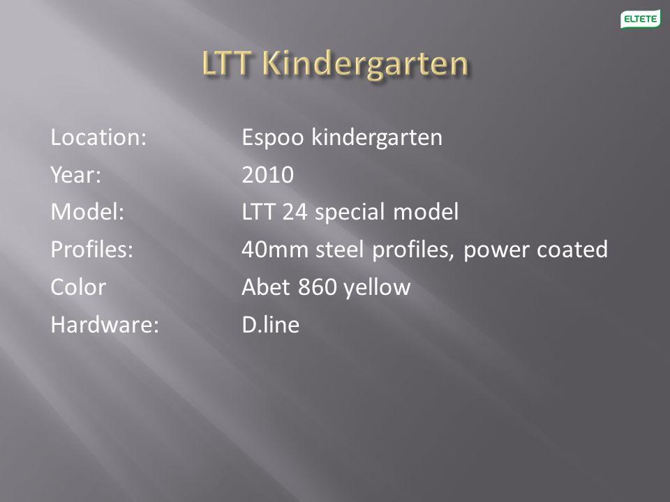 LTT Kindergarten