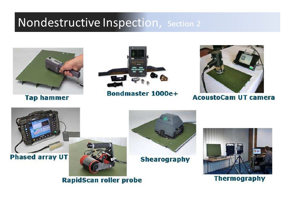 Nondestructive Inspection, Section 2
