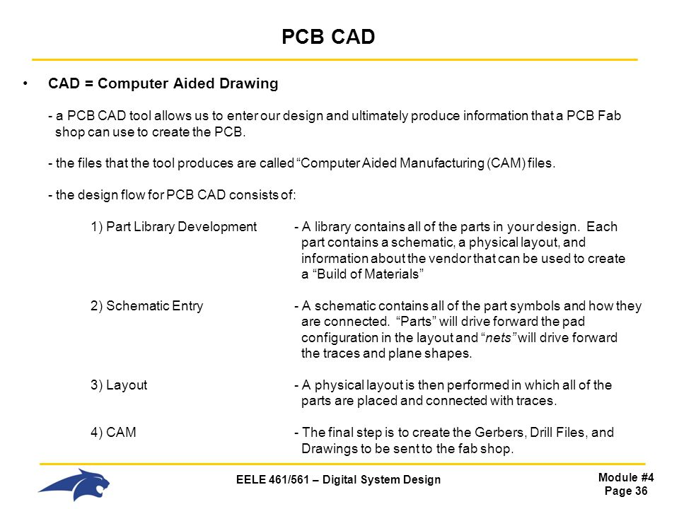 PCB CAD